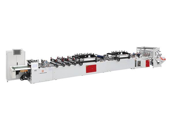 5bcc77fb86 Máquina de producción de bolsas de alta velocidad serie CWZD-400-ZF  utilizada especialmente